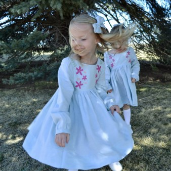 French Seams & Easter Dresses